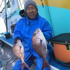3月 17日(日) 午前・午後・アジ釣りの写真その4