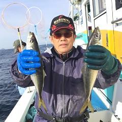 3月 18日(月) 午後便アジ釣りの写真その3