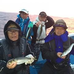 3月 19日(火) 午前・午後・アジ釣りの写真その1
