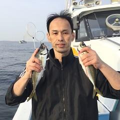 3月29日(金)午後便・アジ釣りの写真その4