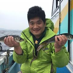 3月 30日 (土) 午前便・アジ釣りの写真その5