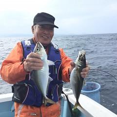 3月 30日(土) 午後便・アジ釣りの写真その1