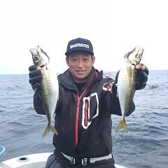 3月 30日(土) 午後便・アジ釣りの写真その2