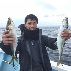 3月 30日(土) 午後便・アジ釣りの写真その5