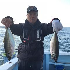 4月12日(金)午前・午前便・アジ釣りの写真その3