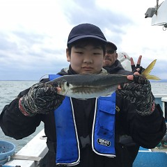 4月 13日(土) 午前・午後・アジ釣りの写真その4