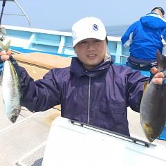 4月 21日(日) 午前便・アジ釣りの写真その2