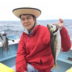 4月29日(月)午前・アジ釣り・午後便・マダイ釣りの写真その4