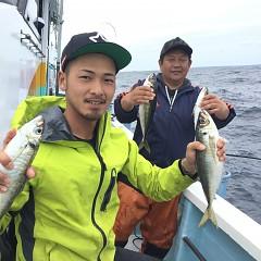 4月29日(月)午前・アジ釣り・午後便・マダイ釣りの写真その5