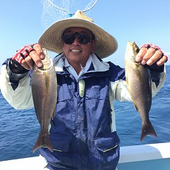 6月 13日(木) 午前便・イサキ釣りの写真その1