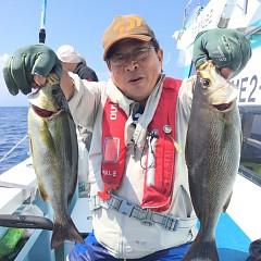 6月 13日(木) 午前便・イサキ釣りの写真その3