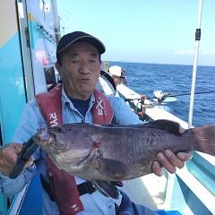6月 13日(木) 午前便・イサキ釣りの写真その4