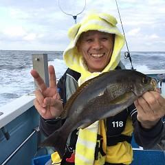 6月13日(木)午後便・イサキ釣りの写真その1