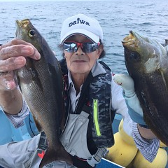 6月13日(木)午後便・イサキ釣りの写真その2