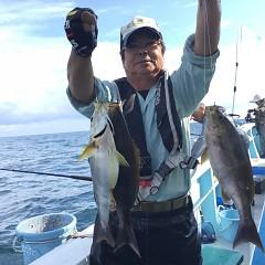 6月13日(木)午後便・イサキ釣りの写真その3