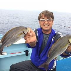 6月 23日(日) 午前・午後便・イサキ釣りの写真その1