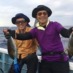 6月24日(月)午前・午後便・イサキ釣りの写真その1