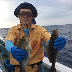 6月24日(月)午前・午後便・イサキ釣りの写真その4