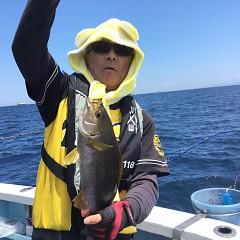 6月 25日(火) 午前・午後・イサキ釣りの写真その1