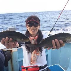 6月 28日(金) 午前・午後・イサキ釣りの写真その1