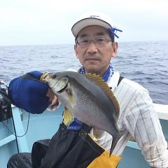 6月29日(土)午前・午後便・イサキ釣りの写真その2