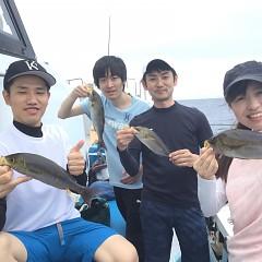6月29日(土)午前・午後便・イサキ釣りの写真その4