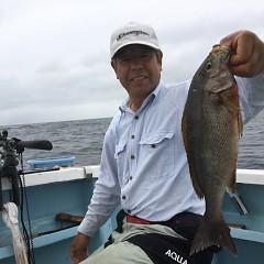 7月 16日(火) 午前・午後便・イサキ釣りの写真その2
