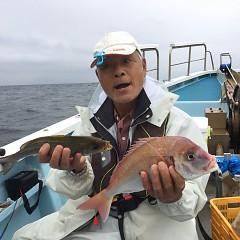 7月 16日(火) 午前・午後便・イサキ釣りの写真その4