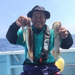 7月 23日(火) 1日便・スルメイカ釣りの写真その1