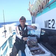 7月 23日(火) 1日便・スルメイカ釣りの写真その2