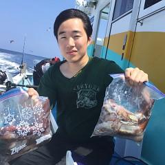 7月 23日(火) 1日便・スルメイカ釣りの写真その3