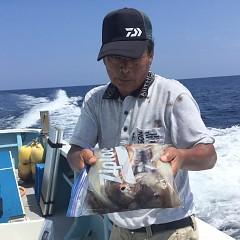 7月 23日(火) 1日便・スルメイカ釣りの写真その4