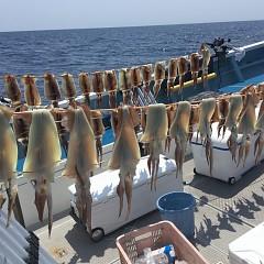 7月 23日(火) 1日便・スルメイカ釣りの写真その11