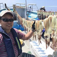 7月 24日(水) 1日便・スルメイカ釣りの写真その3