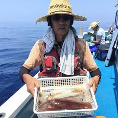 7月 24日(水) 1日便・スルメイカ釣りの写真その4