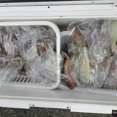 7月 26日(金) 1日便・スルメイカ釣りの写真その6