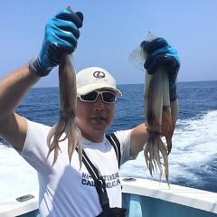 7月 28日(日) 1日便・スルメイカ釣りの写真その2