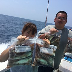 7月 28日(日) 1日便・スルメイカ釣りの写真その3