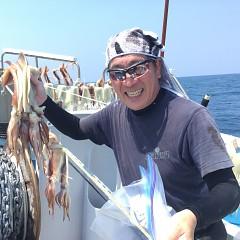 7月 28日(日) 1日便・スルメイカ釣りの写真その4