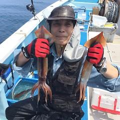 7月 29日(月) 1日便・スルメイカ釣りの写真その2