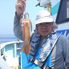 7月 29日(月) 1日便・スルメイカ釣りの写真その3
