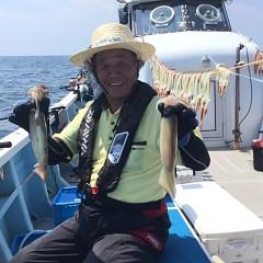 7月 31日(火) 1日便・スルメイカ釣りの写真その3