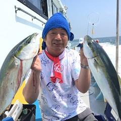 8月 19日(月) 午前便・タテ釣りの写真その3