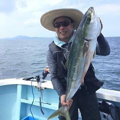 8月24日(土)午後便・タテ釣りの写真その4