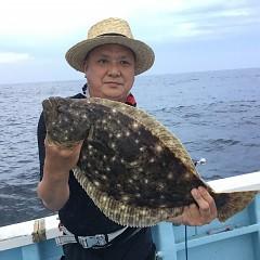8月24日(土)午後便・タテ釣りの写真その6