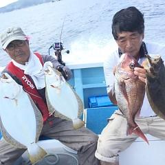 8月24日(土)午後便・タテ釣りの写真その9
