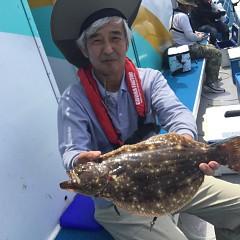 8月 25日(日) 午前便・タテ釣りの写真その1