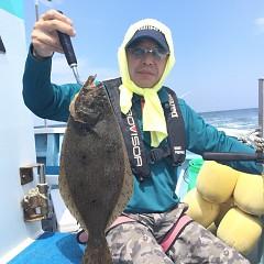 8月 25日(日) 午前便・タテ釣りの写真その2