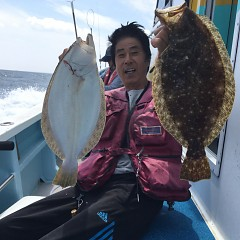 8月 25日(日) 午前便・タテ釣りの写真その3