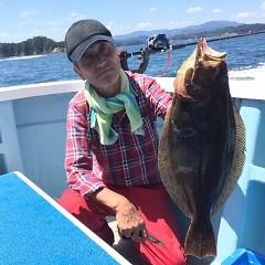 8月 26日(月) 午前便・タテ釣りの写真その2